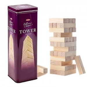 Tower/Wieża Thin Box Classique Collection